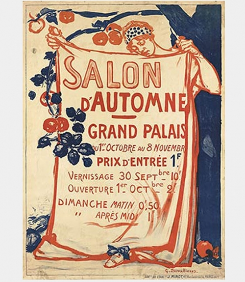 Salon d'Automne, Paris <br />(NY Times, 1911)