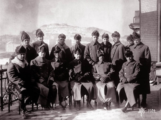 The A.E.F. in North Russia 1918 -1919  <br />(American Legion Monthly, 1934)