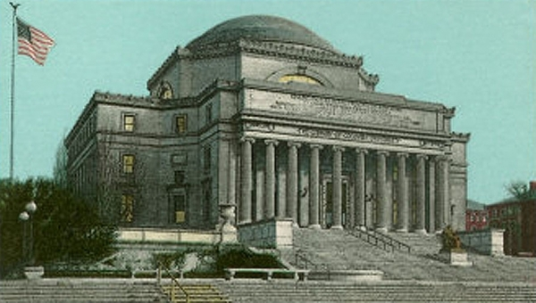 Columbia University and  NYU Charged with Antisemitism <br />(The Nation, 1921)