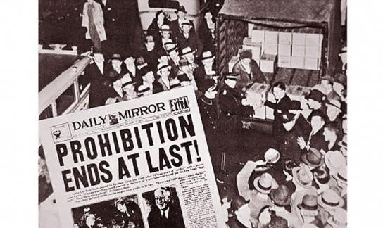 April 7, 1933: 3.2 Beer Returns <br />(Stage Magazine, 1933)