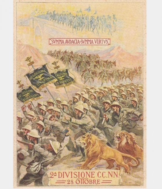 ''Ethiopia Smolders'' <br />(Literary Digest, 1937)