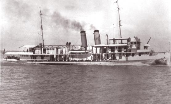 Japan Sinks an American Warship <br />(Literary Digest, 1937)