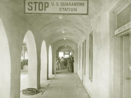 Influenza Returns <br />(Newsweek Magazine, 1944)