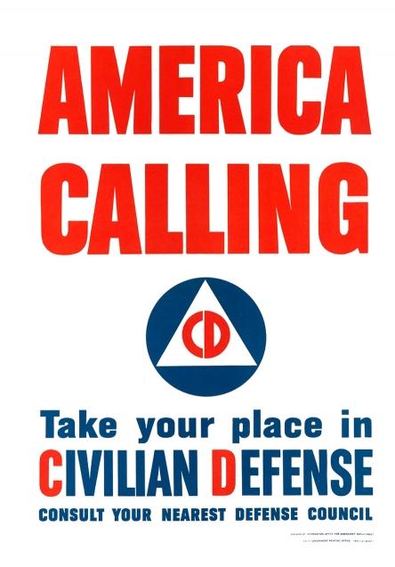 Civil Defense Insignias <br />(The American Magazine, 1941)