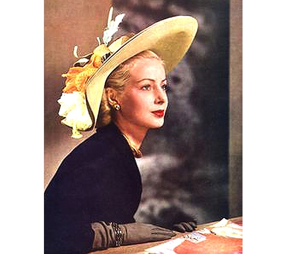 The Hats of 1947 <br />(Collier's Magazine, 1947)
