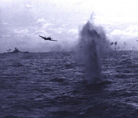 The Greatest Sea Battle <br />(Collier's Magazine, 1945)