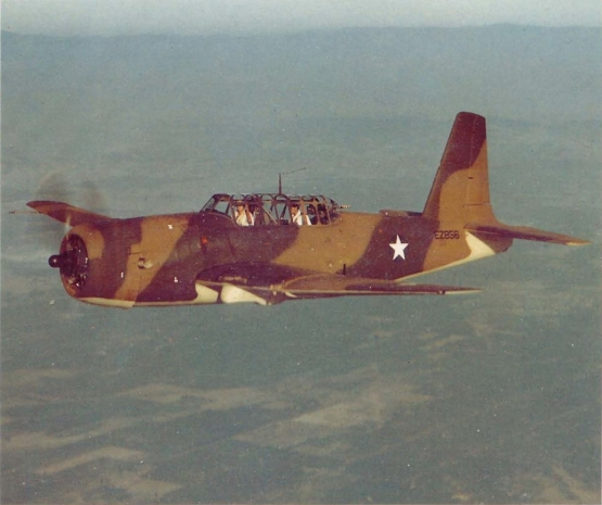 The Vultee Vengence A-31 Dive Bomber <br />(Alertman, 1943)