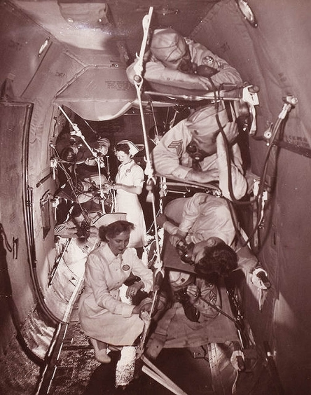 The Aerial Nurse Corps of America <br />(The American Magazine, 1941)