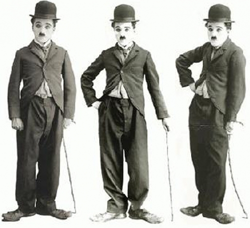 Charlie Chaplin and His Imposters  <br />(Motion Picture Magazine, 1916)