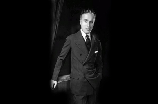 Charlie Chaplin Wanted to be Taken Seriously <br />(Current Opinion, 1922)