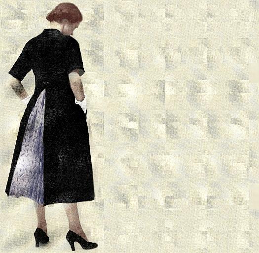 Vera Maxwell and Claire McCardell  <br />(Quick Magazine, 1952)