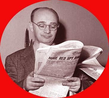 Comrade Spy <br />(Pathfinder Magazine, 1947)