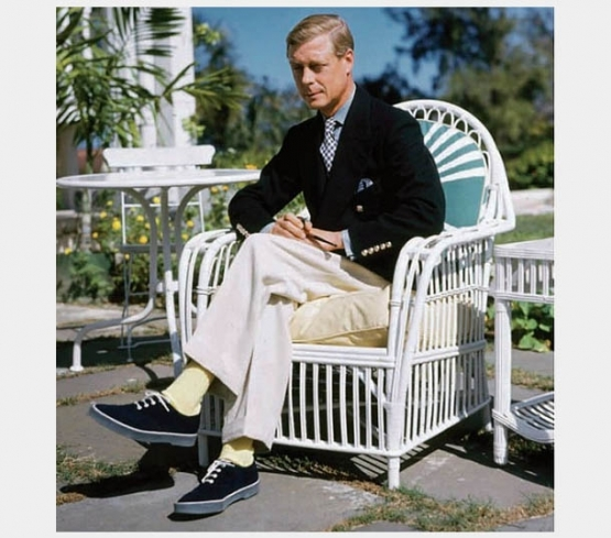 The Duke of Windsor Influences <br />(Men's Wear, 1950)