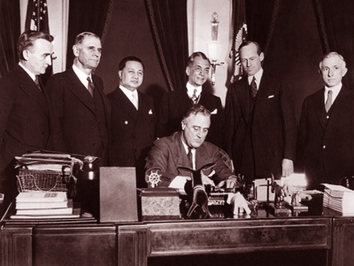 Proclamation  Number 2525 <br />(U.S. Government Document, 1943)