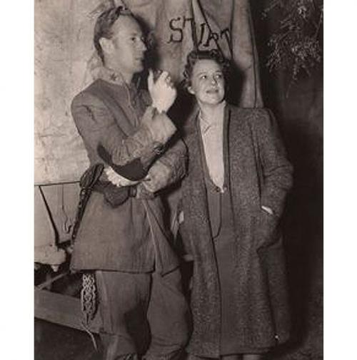 The Film's Technical Advisor: Susan Myrick <br />(Coronet Magazine, 1940)