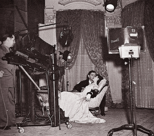 Gone with Wind Begins Shooting <br />(Photoplay Magazine, 1939)