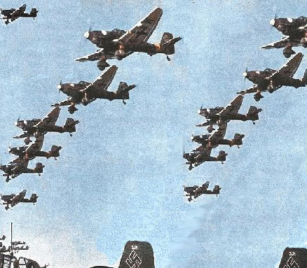 The Growth of the German Airforce  <br />(Ken Magazine, 1939)