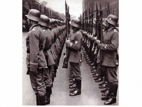 The Discipline and Training of  German Soldiers <br />(U.S. Dept. of War, 1945)