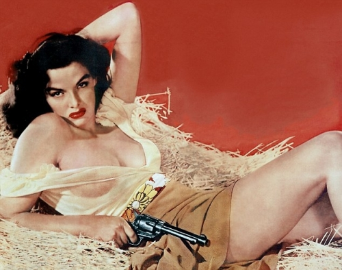 The Missing Star: Jane Russell <br />(Pic Magazine, 1943)