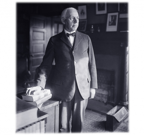 Justice Willis Van Devanter <br />(Pathfinder Magazine, 1937)
