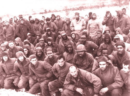 American POWs in North Korea <br />(United States News, 1953)