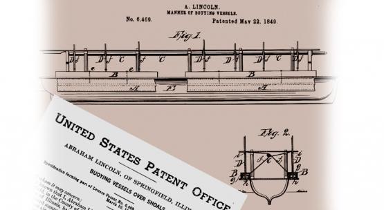 Abraham Lincoln: Inventor <br />(Pathfinder Magazine, 1940)