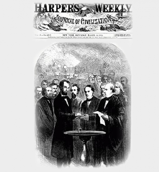 president lincoln 2nd inaugural address