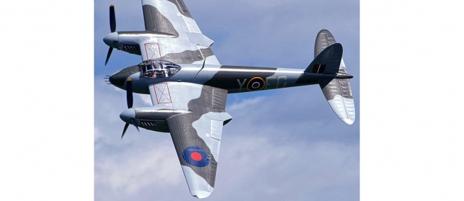 The R.A.F.  Mosquito-Bomber <br />(Click Magazine, 1944)