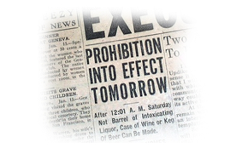 prohibition in 20th century america essay Check out study guides for america the story of us and learn america poised to explode into the 20th century as a prohibition triggers a wave of.