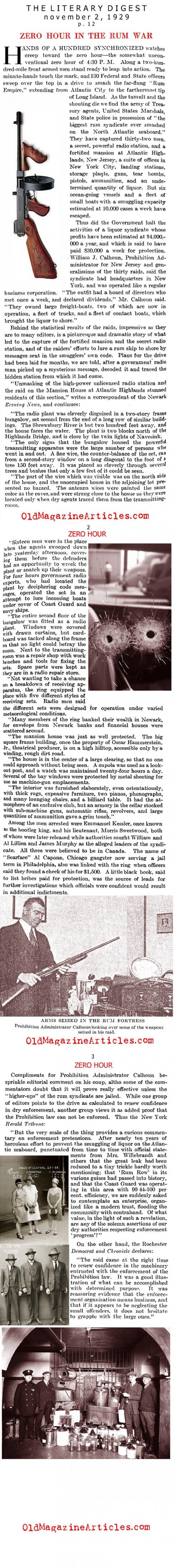 magazine article prohibition