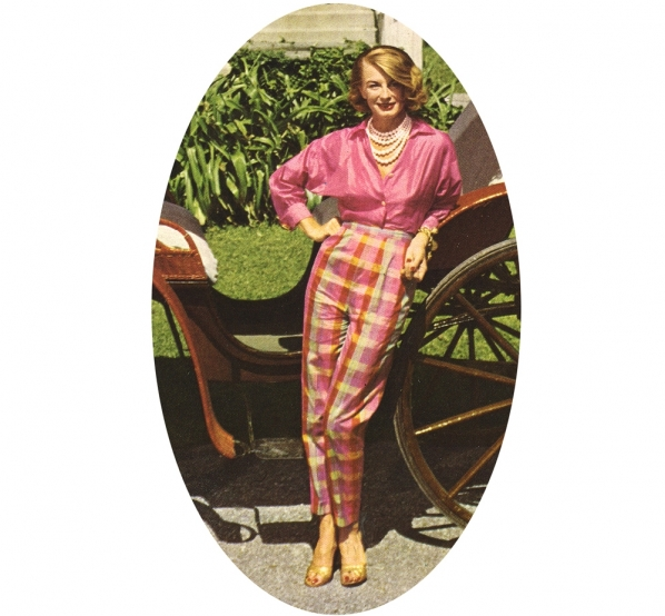 Pants in High Fashion <br />(Quick Magazine, 1953)