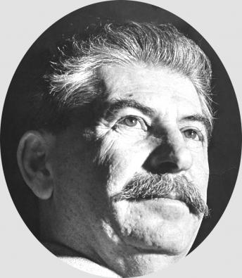 Stalin at 72 <br />(Coronet Magazine, 1952)