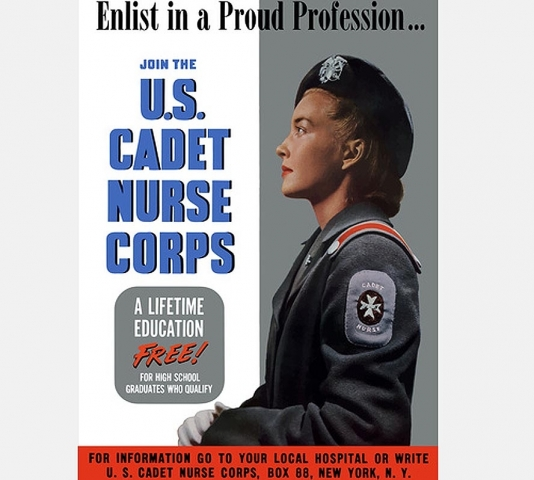 The Cadet Nurse Corps <br />(Think Magazine, 1946)