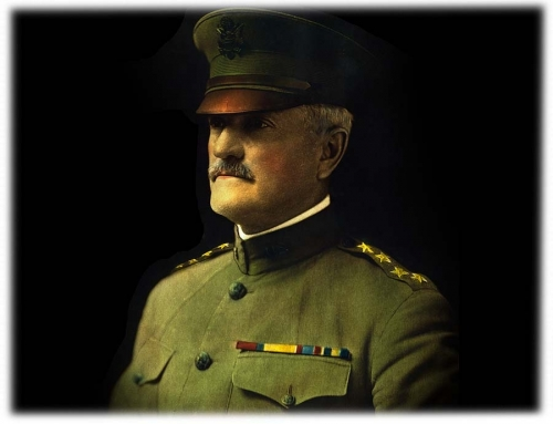 A Tribute to General Pershing <br />(American Legion Weekly, 1924)