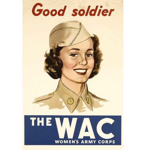''What Kind of Women are the WAACs?'' <br />(Click Magazine, 1942)