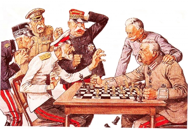 german aggression responsible for ww1 Start studying world war 1 learn vocabulary and prevent future german aggression who was responsible for the assassination of the archduke frantz ferdinand.