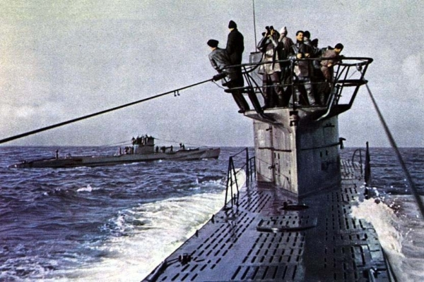 Our Worst Enemy: The U-Boat <br />(Click Magazine, 1943)
