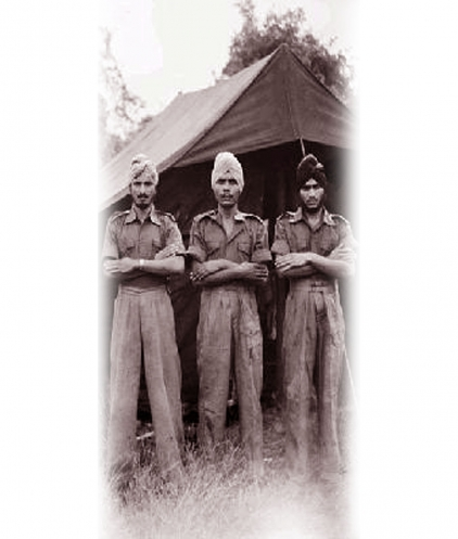 Indian Sikhs Tell of Japanese Prison Camps <br />(Yank Magazine, 1944)