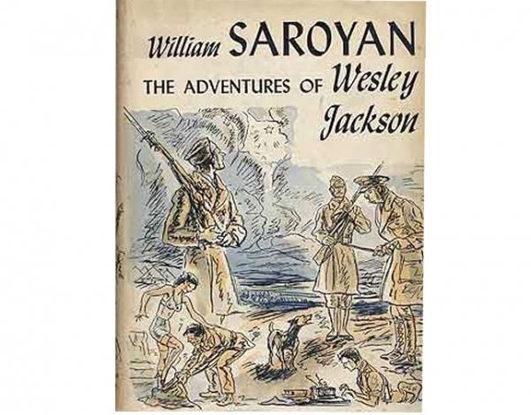 William Saroyan best book