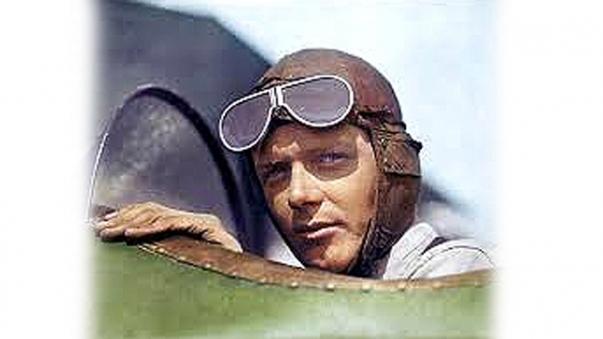 Charles Lindbergh: American Hero  <br />(Literary Digest, 1927)