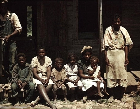 AFRICAN-AMERICANS IN THE GREAT DEPRESSION   1930S AFRICAN ...