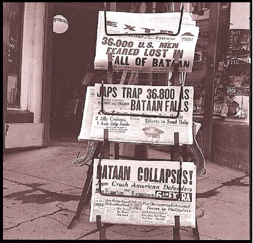 Reporter on Bataan <br />(Newsweek Magazine, 1942)