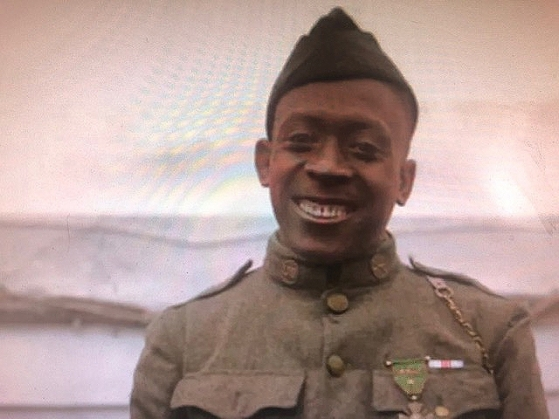 The Battle of Henry Johnson   <br />(The Stars and Stripes, 1918)