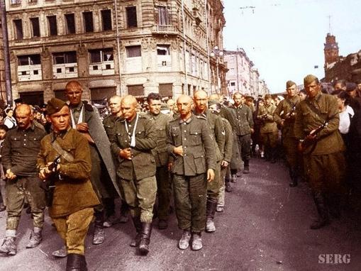 The Siege Of Leningrad <br />(Collier's Magazine, 1944)