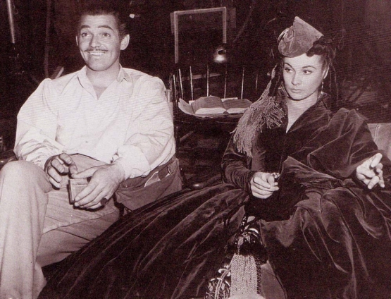 Behind the Scenes with Clark Gable... <br />(Photoplay Magazine, 1940)