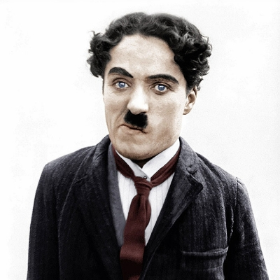 Charlie Chaplin and His Popularity   <br />(Vanity Fair Magazine, 1921)