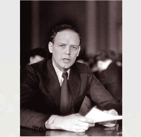 Unpopular Charles Lindbergh <br />(Pageant Magazine,1952)