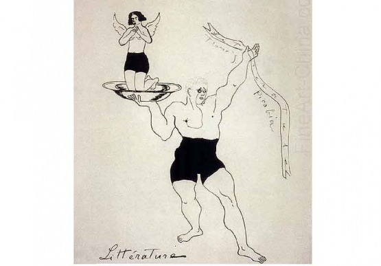 Francis Picabia <br />(Vanity Fair, 1915)
