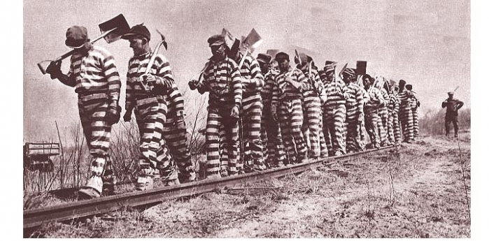 Draft-Dodgers and Deserters in Federal Prison <br />(American Legion Weekly, 1923)