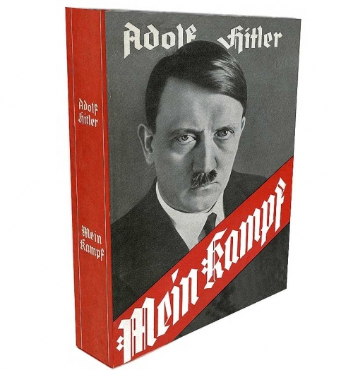 books on hitler in english